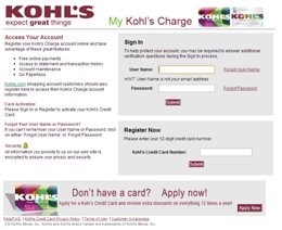 Online Payment Kohl