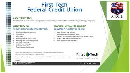 First Tech Auto Loan Login