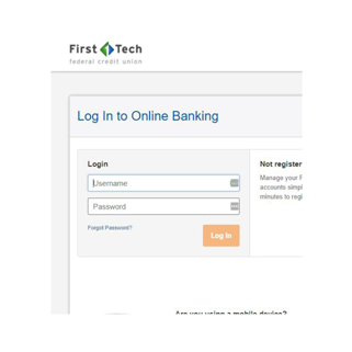 Login to your First Tech Auto Loan Account
