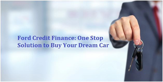 Ford Credit Finance