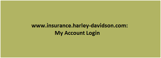 My Account Login to Pay Bill Online